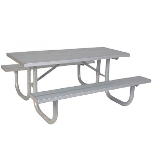 Aluminum Picnic Tables