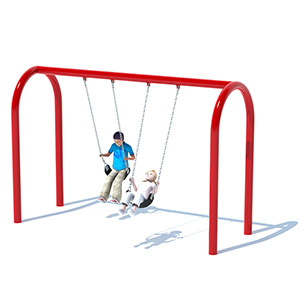 5 Inch Arch Swing Sets