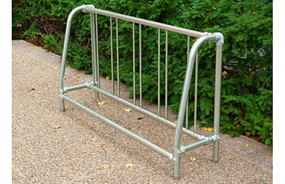 Traditional Single-Sided Bike Rack
