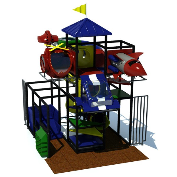 Adventure 700 - Indoor Playground Equipment