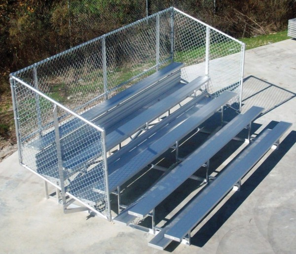 National Rep Series Bleachers