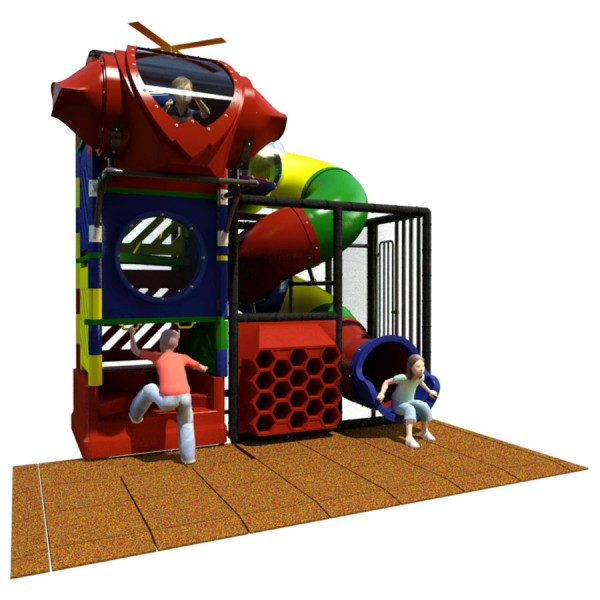 Junior 200 - Indoor Playground Equipment - American Playground Company
