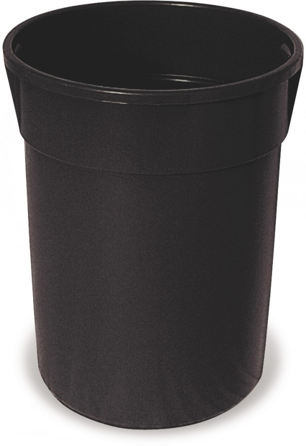 Plastic Liner For Trash Receptacle