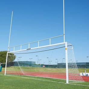 Football/Soccer Combo Goal Net