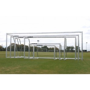 Elite Club Soccer Goals - Aluminum