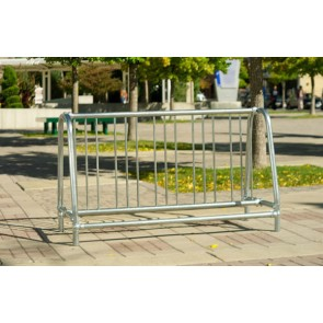 Traditional Double-Sided Bike Rack