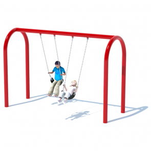 "1 Bay 8' Arch 5"" Swing Frame"