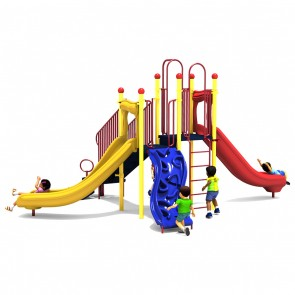 Ready to Run - Commercial Playground Equipment - American Playground Company