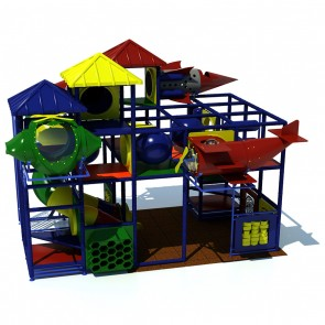 Adventure 800 - Indoor Playground Equipment
