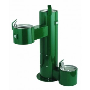 Fido & Me Fountain w/ Accessible & Standard Basins