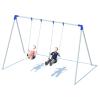 1 Bay Bi-Pod Swing Frame
