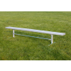 Aluminum Team Bench Without Back