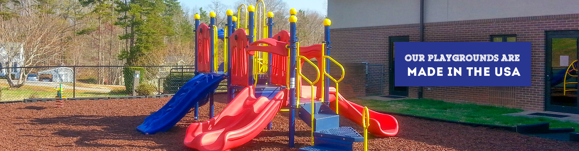 American Made Playground Equipment